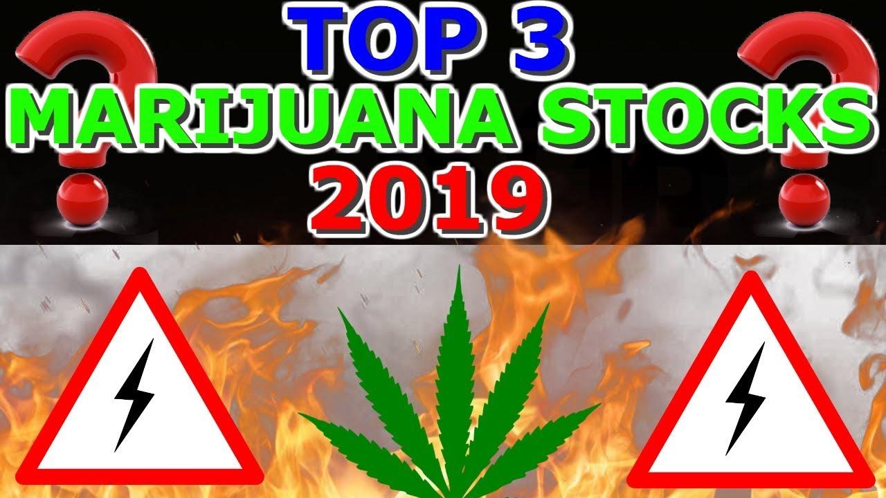 TOP 3 Marijuana Stocks For 2019 - 3 Stocks To buy February 2019 -  kushco-emerald health-parcelpal
