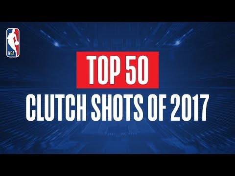 Top 50 Clutch Plays From 2017