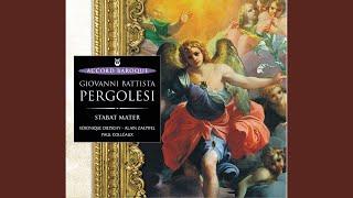 Pergolesi: Concerto pour violon et orchestre en si bémol majeur - Allegro