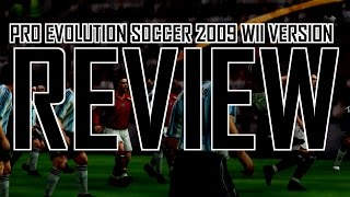 Pro Evolution Soccer 2009 Wii Version review