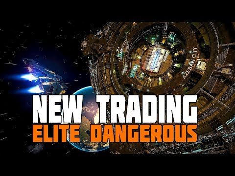 Elite Dangerous - The New Trading And Training Conflict Zones