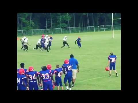 Jonesboro hodge middle school Football