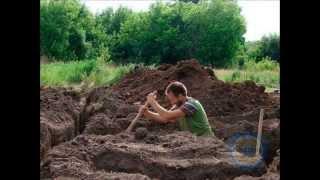 Ручные земляные работы Кот с Лопатой(Ручные земляные работы востребованы во многих отраслях. Они незаменимы при устройстве котлованов, траншей,..., 2014-05-14T19:30:07.000Z)