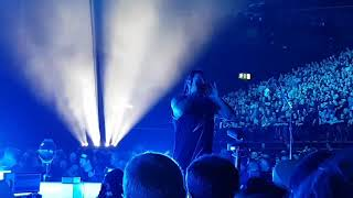 Metallica Halloween Birmingham 2017 One (interrupted) and master of puppets