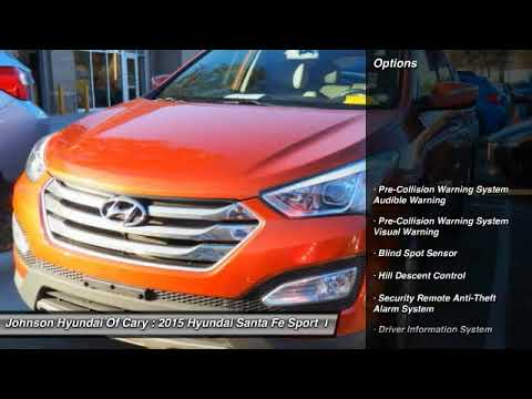 2015 Hyundai Santa Fe Sport Cary NC HY63011A