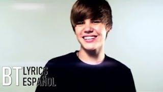 Justin Bieber - Love Me (Lyrics + Español) Video Official