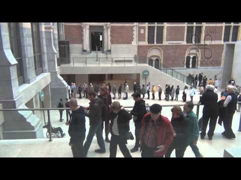 AMSTERDAM IN BEELD RIJKSMUSEUM