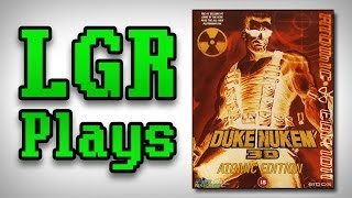 LGR Plays - Duke Nukem 3D [The Birth]