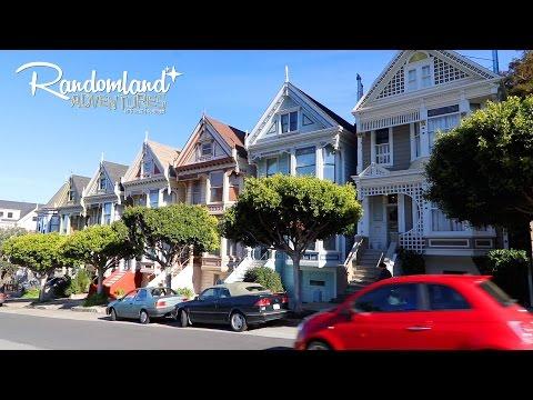 San Francisco! Full House! Mrs Doubtfire! Painted Ladies! YODA!