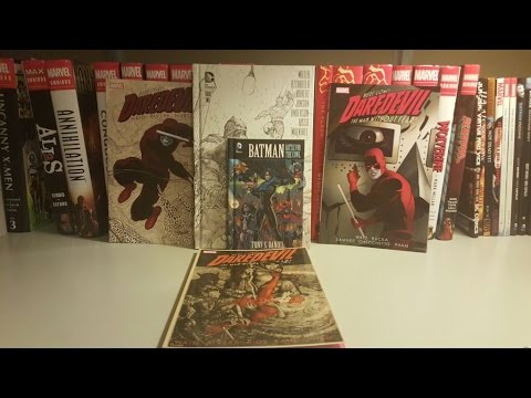Monthly Reads Feb 2016- Batman Battle for the Cowl, Daredevil and Dark Knight 3 Master Race