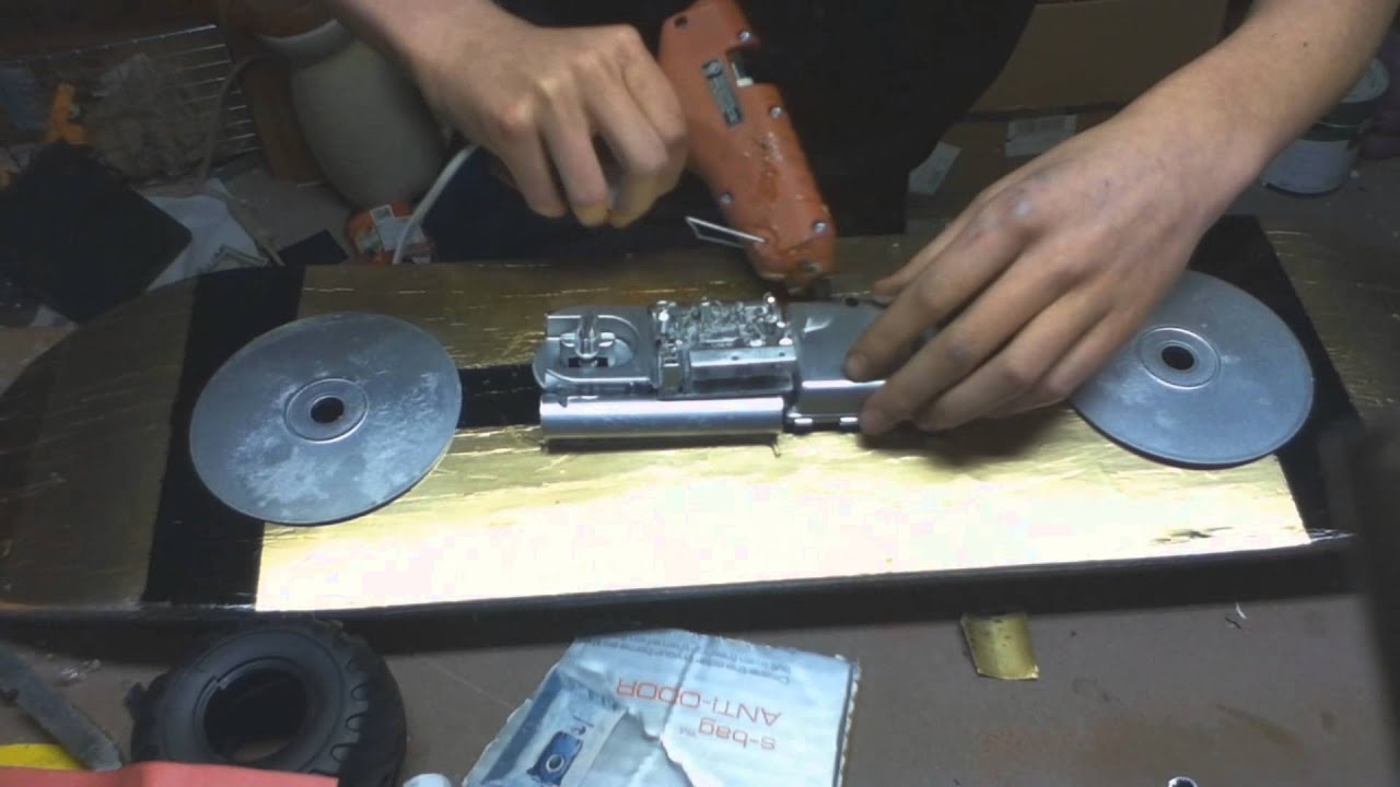 Real Working Hoverboard How To Build A Hoverboard Youtube
