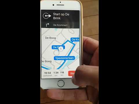 Multiple Stops On IPhone, Navigate With Apple Maps