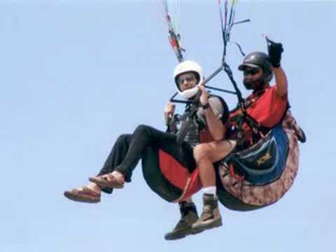 Paragliding in La Jolla