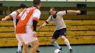 Nocna Liga Futsalu: Revo Cosmetics Olszewo-Borki - Stacja Paliw Deptuła Kadzidło