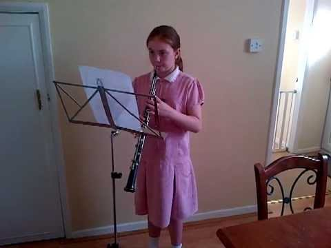Abi plays God Save the Queen 2012
