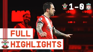 HIGHLIGHTS: Southampton 1-0 Liverpool | Premier League