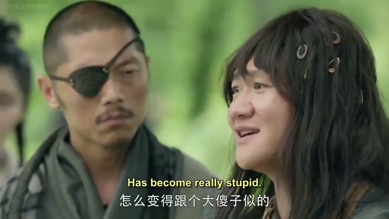 Download Heavenly Sword and Dragon Slaying Sabre 2019. ep24 Eng subs.