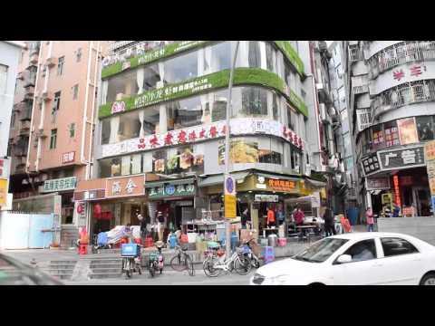 Najszybciej rozwijające się miasto na świecie, Shenzhen. - Chiny #65