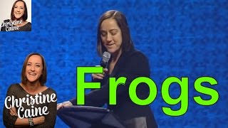 Christine Caine Undaunted Sermons 2016 - What Are The Frogs In Your Life