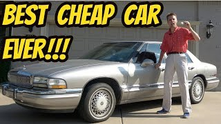Here's Why I'm Keeping My Buick Park Avenue Ultra Forever: 6-Month Ownership Report