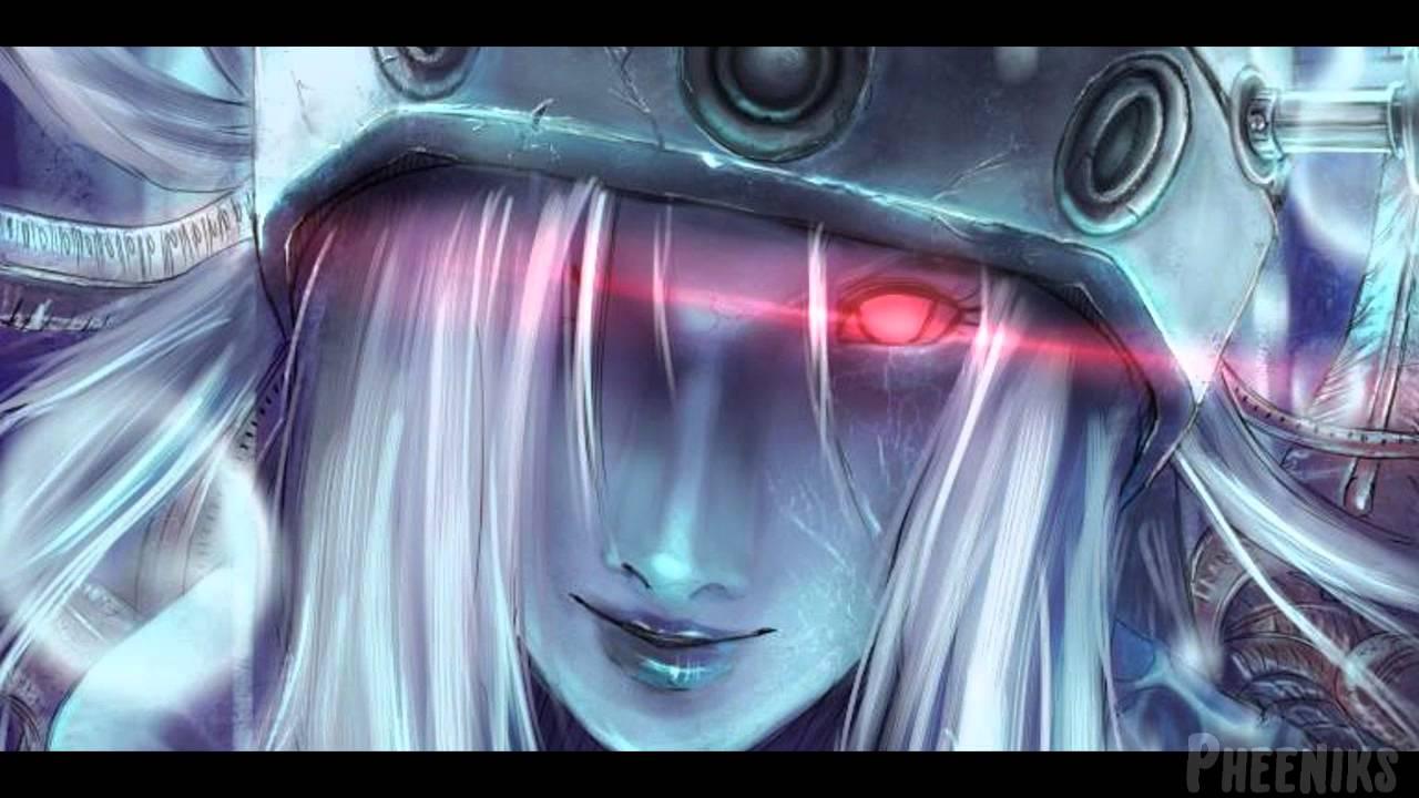 Final Fantasy Jenova Art