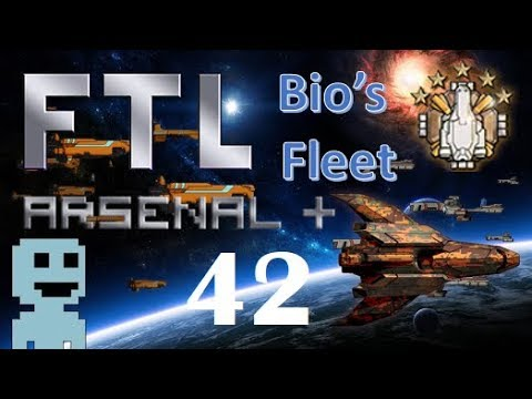 Bio Plays : FTL : Bio's Fleet : Ep.42 Swiss Cheesing