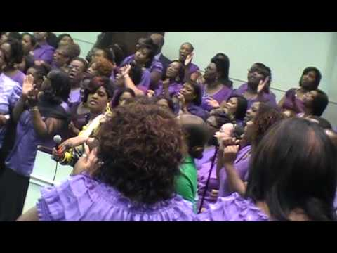Kurt Carr We Lift Our Hands In The Sanctuary Youtube