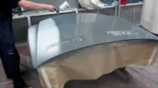 подготовка и покраска капота(готовим и красим капот., 2010-06-25T18:01:01.000Z)