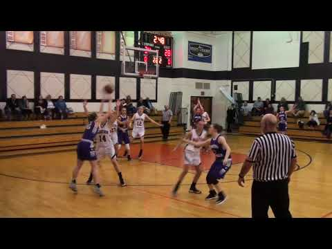 Marathon Girls BBall vs Union Springs (Video 4 of 4) 1-11-18