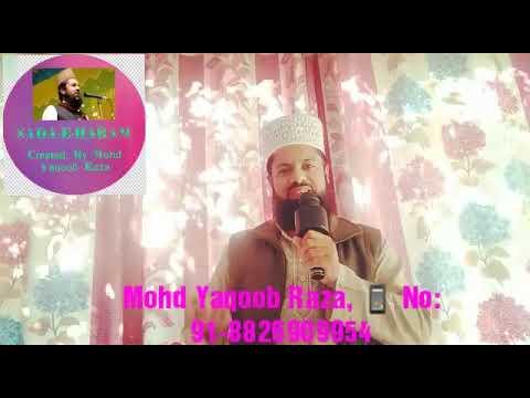 A Wonderful  Kalam-e- Aala Hazrat#By( Mohd Yaqoob Raza Dehlvi )