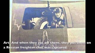 Arthur Potter Jr. Interview 388th Bomb Group WWII B-17 Tail Gunner Part 4