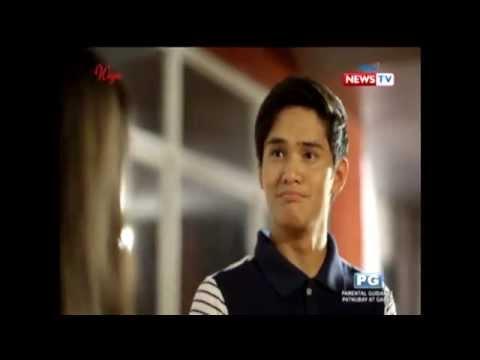 Anjo and Aleine Robrigado Love Story in Wagas GMA News TV featuring Gabbi Garcia and Ruru Madrid