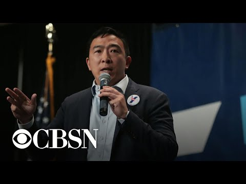 Andrew Yang unveils $4.87 trillion policy to address climate change