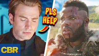 The Avengers Won't Get Support From Wakanda Or Magic (Marvel Endgame Theory)