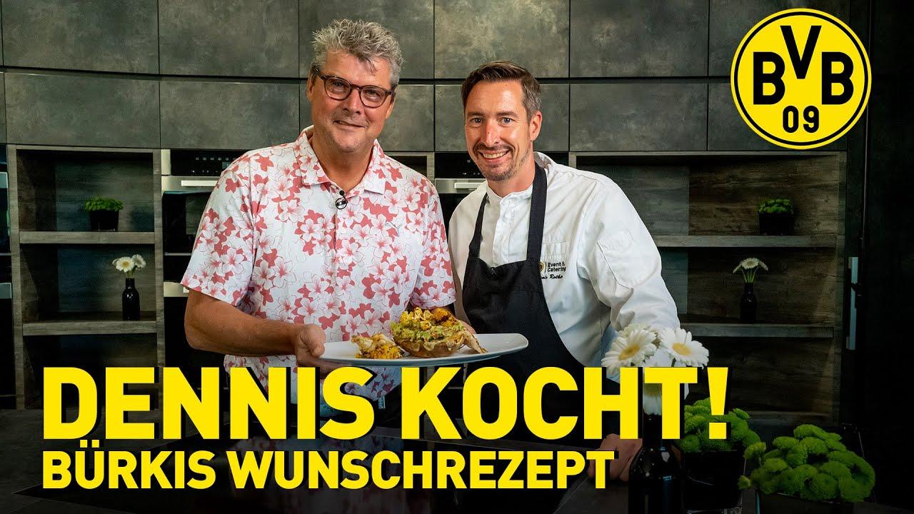 Cooking with Dennis! | Bürkis wish: Lime chicken with sweet potato au gratin & crispy cauliflower