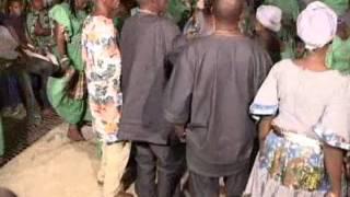 granne and agaou in haitian vodou