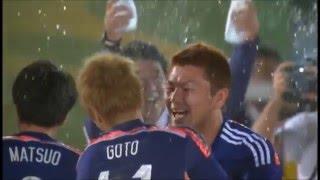 FIFAワールドカップ2015 アジア予選ダイジェスト 〜ビーチサッカー日本代表 後藤崇介〜