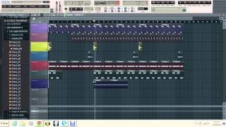 how to make tyga s rack city on fl studio 10