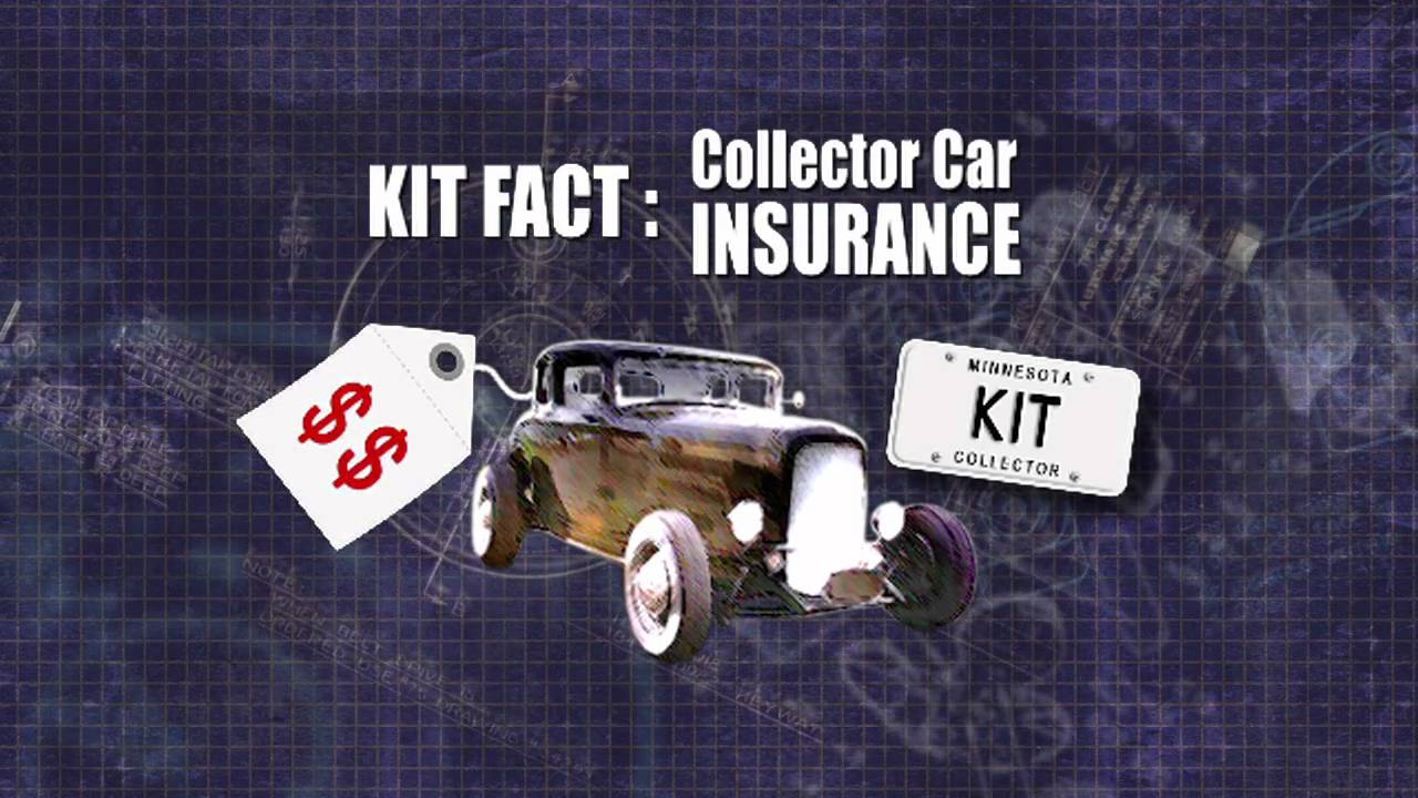 Perfect KIT Fact  Collector Car Insurance  YouTube