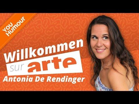 ANTONIA DE RENDINGER - Willkommen sur Arte