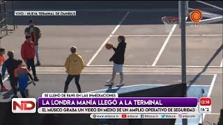 Paulo Londra revolucionó a sus fans en Córdoba