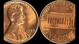 Video 1959 LINCOLN CENT SELLS FOR $1,900.00 - Check Your Pennies for These Valuable Coins! download MP3, 3GP, MP4, WEBM, AVI, FLV Agustus 2018