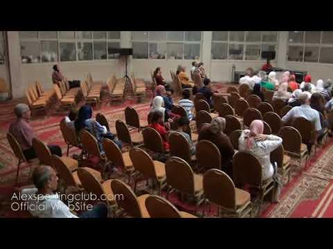 ندوة الشيخ رمضان عبد المعز يوم 20 يوليو 2018