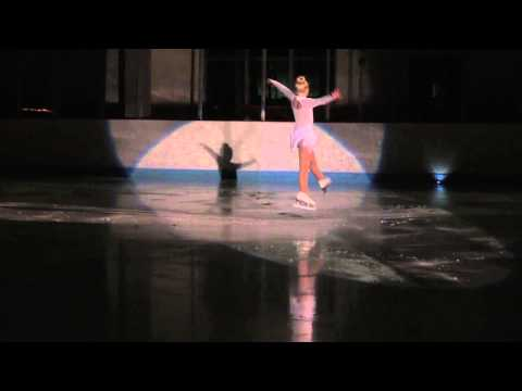 Mia Matson - Seattle Skating Club's Holiday Show 2014