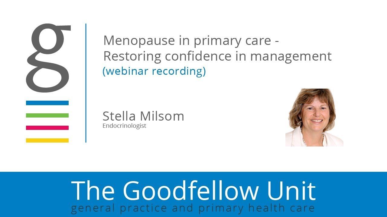 Menopause | Health Navigator NZ