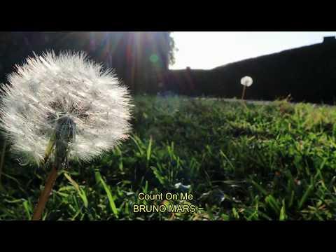 COVER VIDEO LIRIK (COUNT ON ME~BRUNO MARS)