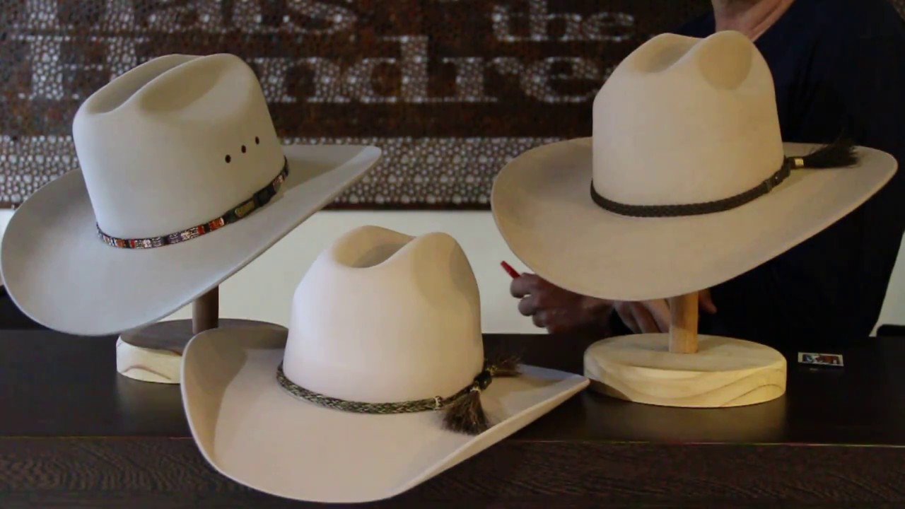 Akubra Light Colour Review - Hats By The 100 - YouTube d5262edbccf9