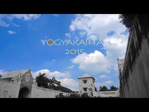 A Day in Life : Yogyakarta Part 1