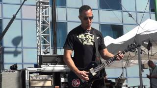 08-17-2012 - Time - Creed (Soundcheck Party - first verse)