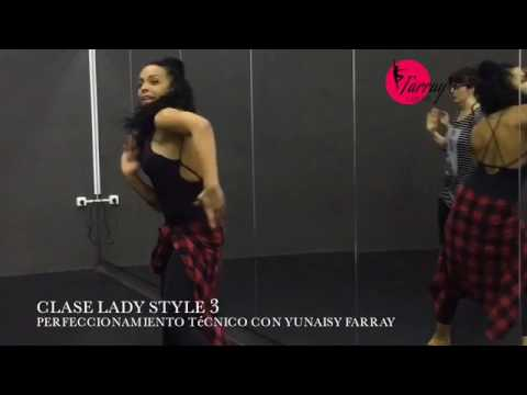 LADY STYLE con Yunaisy Farray. Farray's Center Barcelona